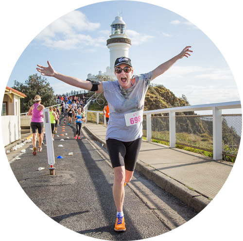 Byron Lighthouse Run 2016 - Register now for Byron Bay Lighthouse Run 2017!