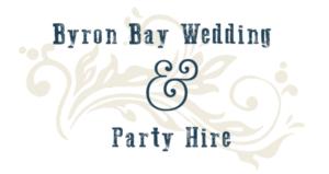 Byron Bay Wedding Hire