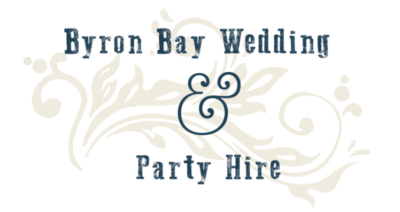 Byron Bay Wedding and Partyhire
